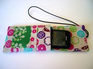 Cell phone pouch tut