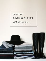 Creating a mix & mat