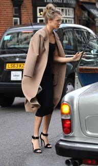 Camel Coat...