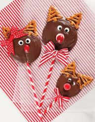 Reindeer Pops for Ch