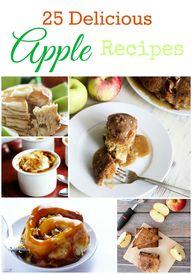 25 Delicious Apple R...