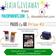 FLASH GIVEAWAY! Want
