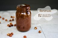 Homemade Nutella by