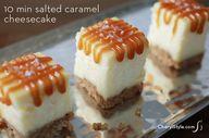 10 minute cheesecake