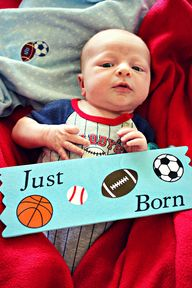 Just Born Sports Bab