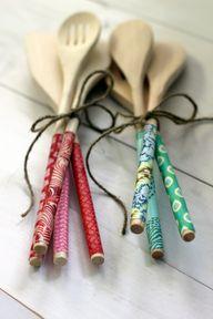 handmade gift series