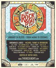 The Rock Boat XV