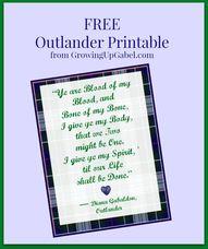 Free Outlander Weddi