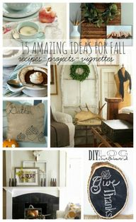 15 Fabulous Fall Ide