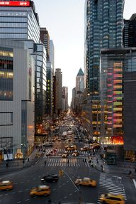 Eighth Avenue by Joe