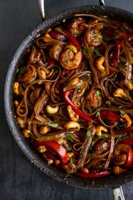Chilli Cashew Shrimp