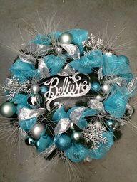 Christmas Wreaths (p