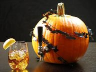 Make a Pumpkin keg t
