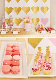 Host a sweet pink &