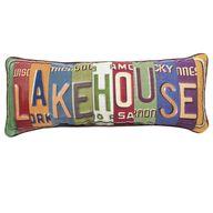 Lakehouse Pillow