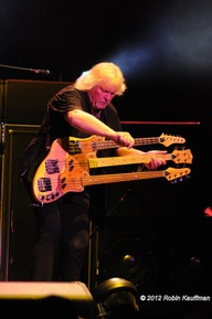 Chris Squire of Yes, 2012