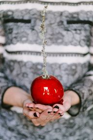 Candied apple recipe