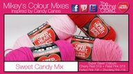 Sweet Candy Yarn Col