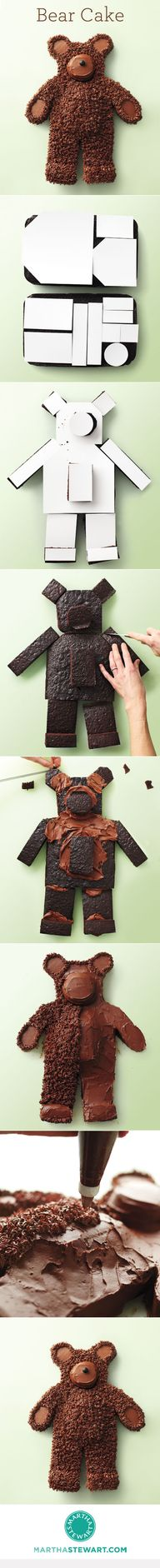 How to Make a Bear C