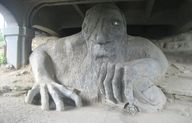 The Fremont Troll |