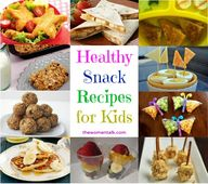Healthy Snack Recipe