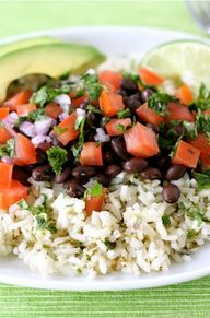 Easy Mexican Rice Bo