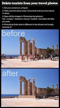Travel Tip: Remove o