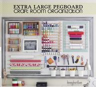 extra large pegboard