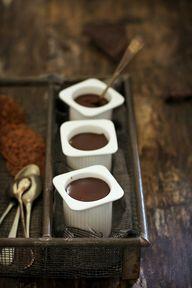 Chocolate Pot de Crè