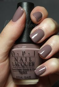 OPI's An Affair In T