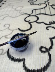 Painting warps