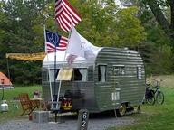 #vintage #camper