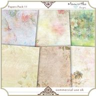 Papers Pack 11 by Ma