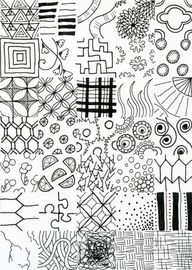 how to doodle art -