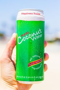 #coconut water perfe