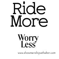 Ride More!!  www.sho