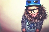 #cap #glasses #kids