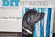 Paint Your Own Pet P