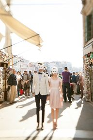 Wedding in Venice //