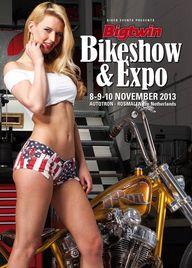 Bigtwin Bikeshow en