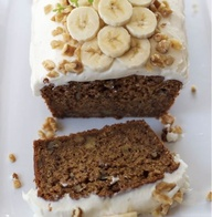 Banana-Pumpkin Bread