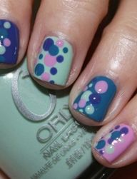 Colored Circles ORLY