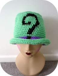 The Riddler Beanie...