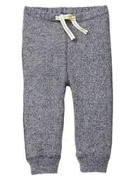 grey sweats.
