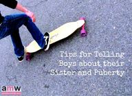 Tips for Telling Boy...