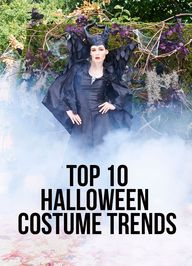Top 10 Halloween cos