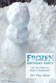 Disney Frozen DIY Pl