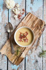 Cauliflower Soup | S