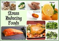Stress Reducing Food