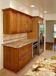 Custom Kitchen Renov